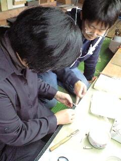 蒲刈・川尻筆作りツアー