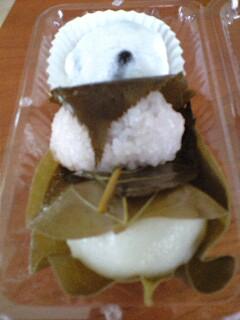とらやの和菓子