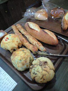 口田4丁目のパン屋さん