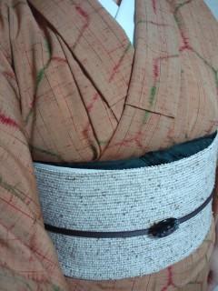 東北のゼンマイ織り