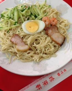 初☆呉冷麺