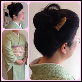 今年も新日本髪