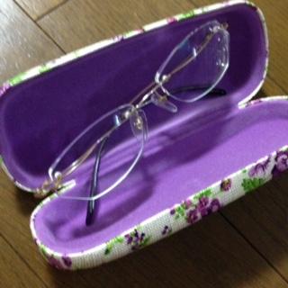 メガネを変えた