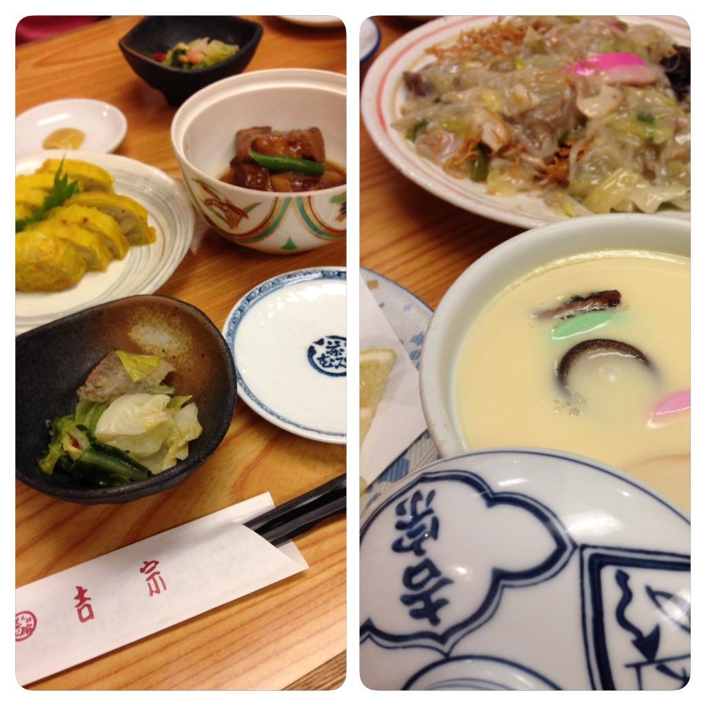 銀座で長崎料理