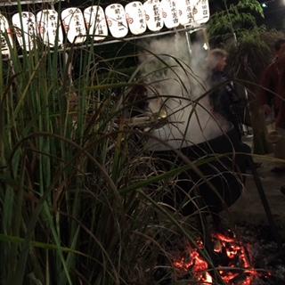 空鞘神社の夏越祭
